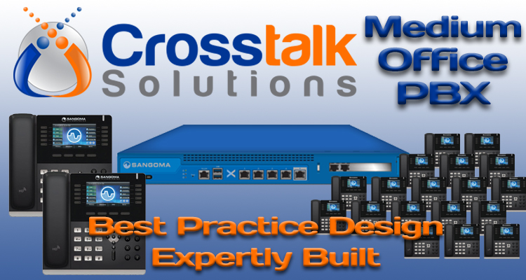 Crosstalk Solutions – VoIP, WiFi, and Networking Done Right