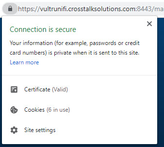 Definitive Guide to Hosted UniFi – Crosstalk Solutions