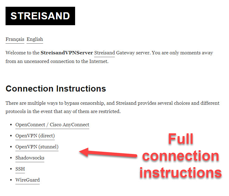 Create Your Own Personal VPN Proxy with Streisand